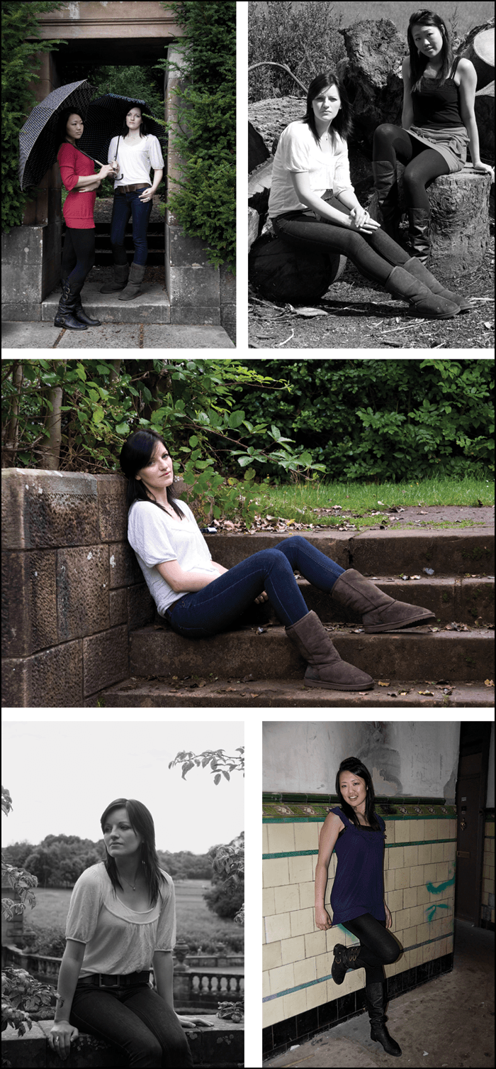 Portrait Shoot at Pollok Park