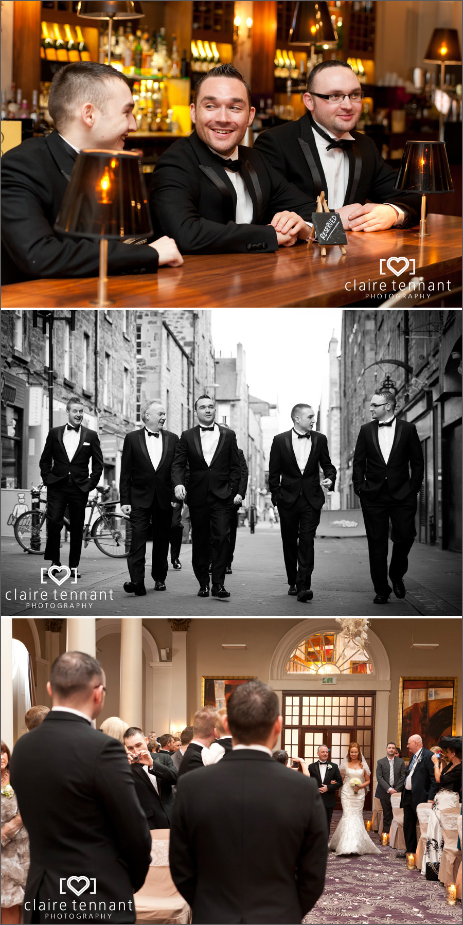 the george hotel wedding