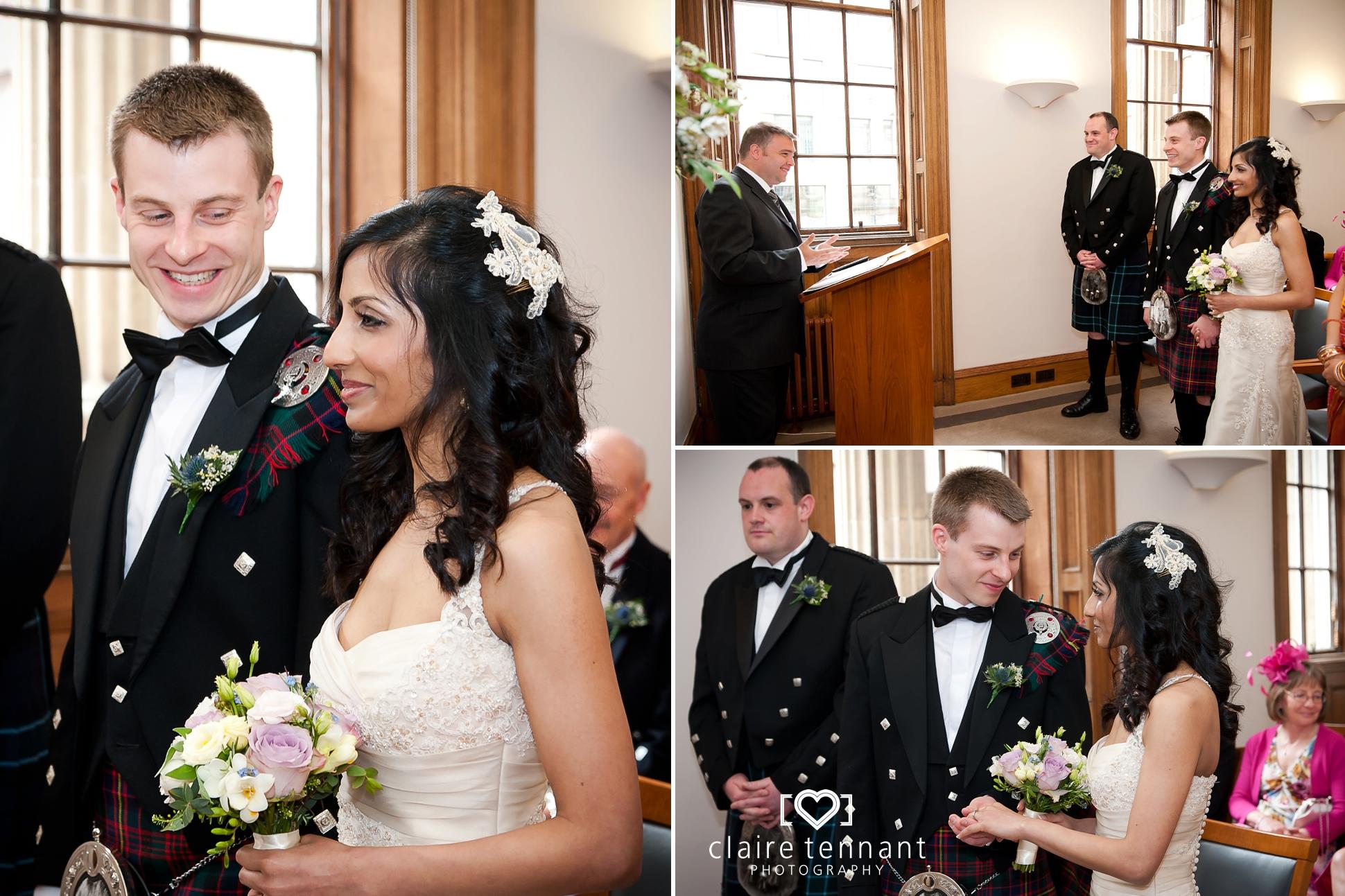 Lothian Chambers ceremony
