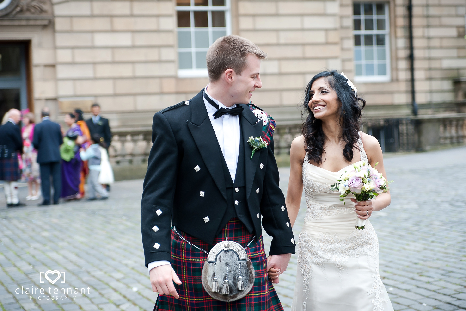 Lothian Chambers wedding photography