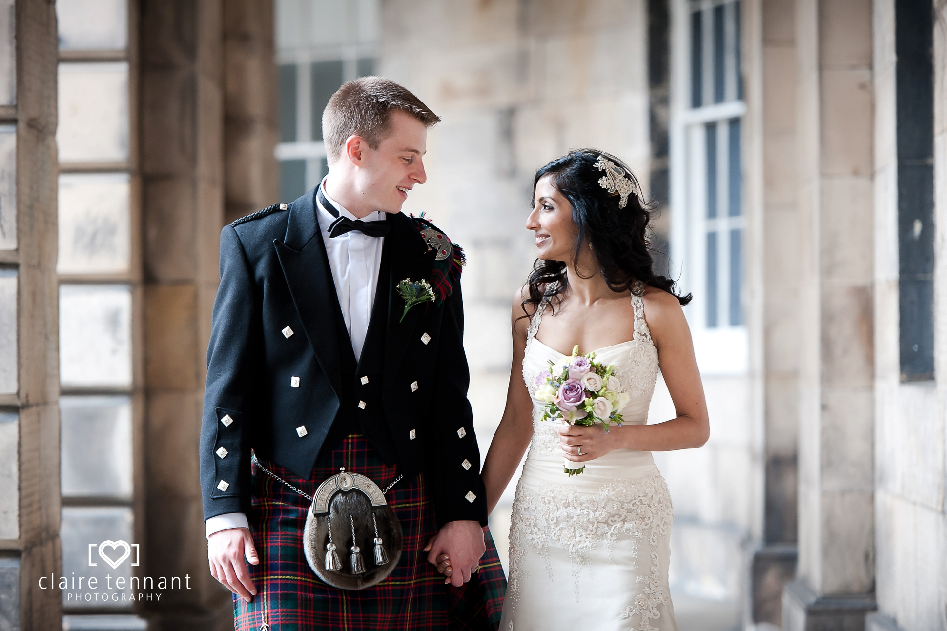 Royal Mile Wedding Photography