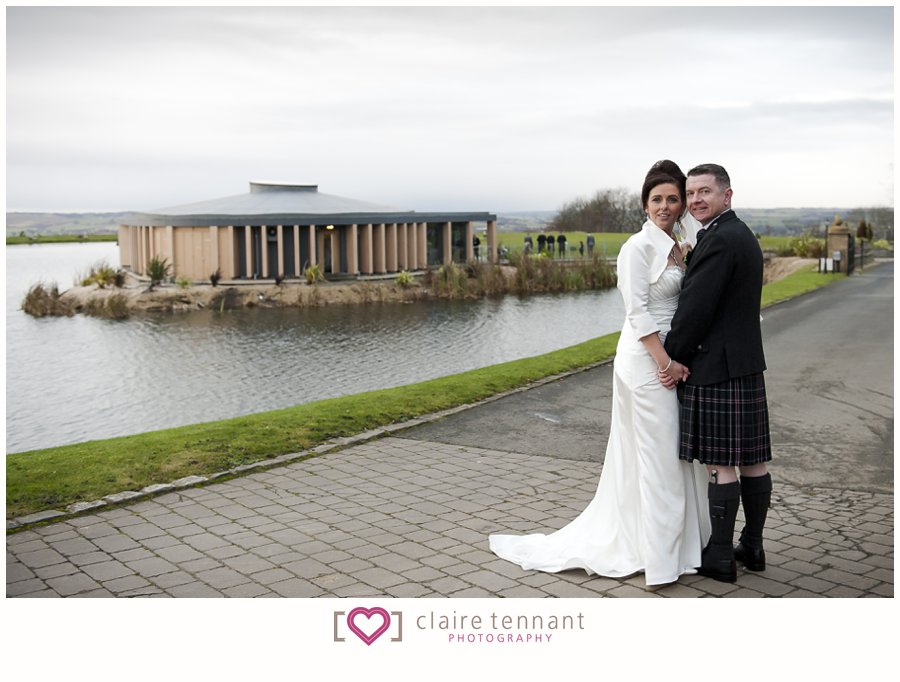 Wedding Photography The Vu, West Lothian