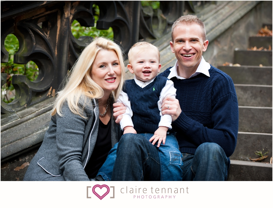 family photography session edinburgh