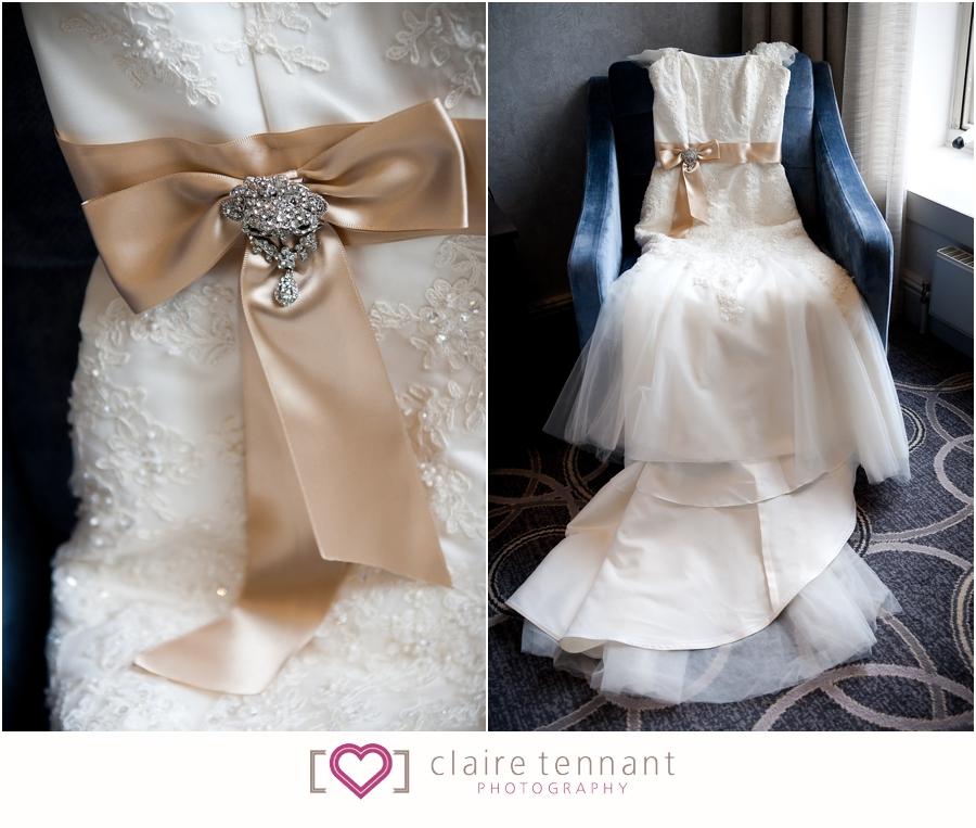 Beautiful Wedding At Grosvenor Hilton, Glasgow