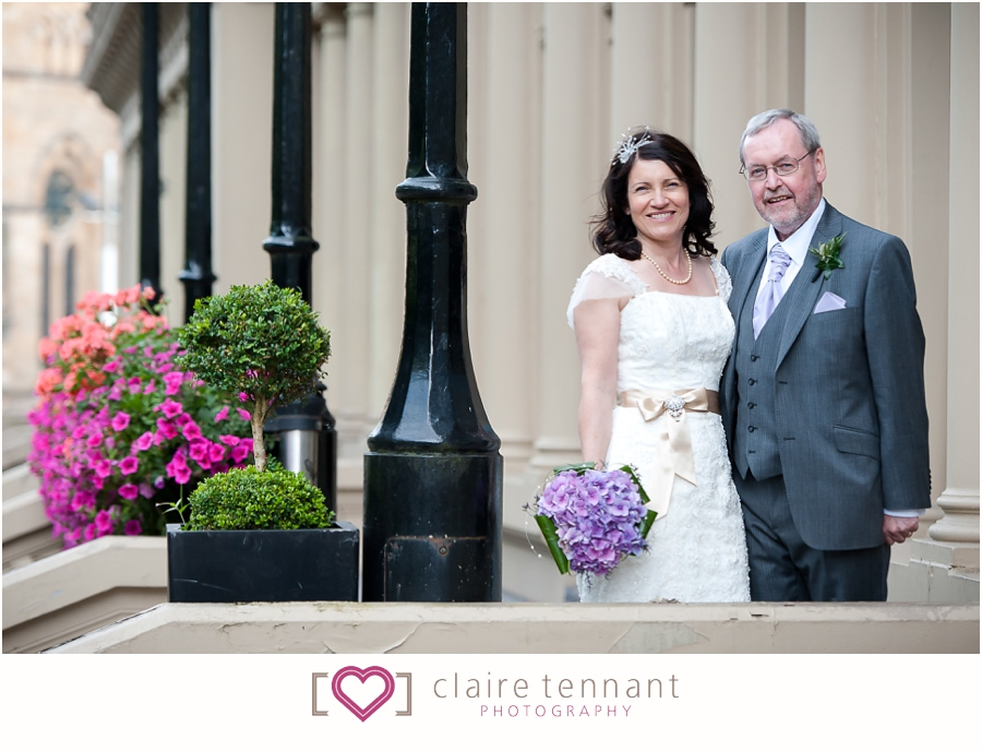 Grosvenor hilton wedding