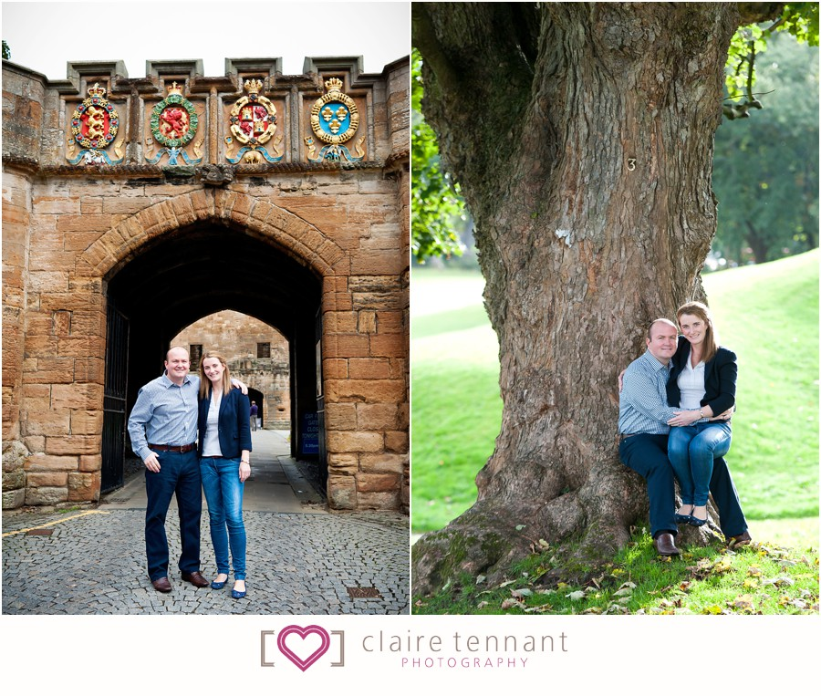 Linlithgow Palace photography