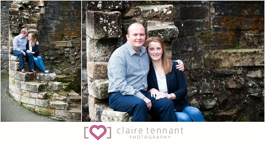pre-Wedding photography at Linlithgow