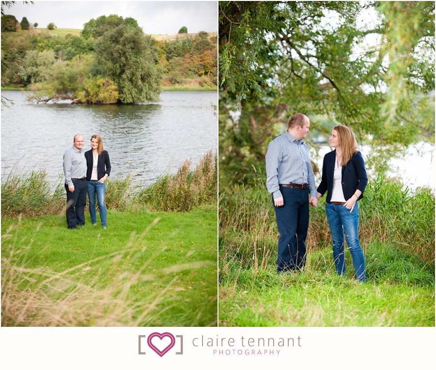 pre-Wedding Shoot at Linlithgow