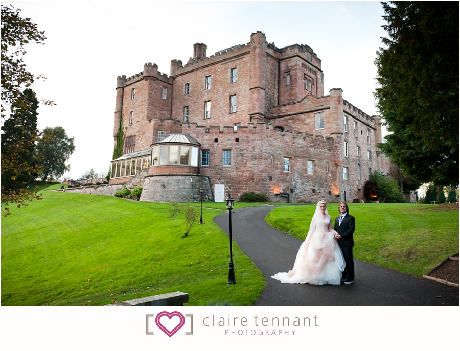Dalhousie Castle photography