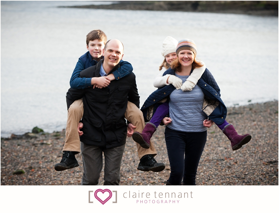Natural family photography Edinburgh