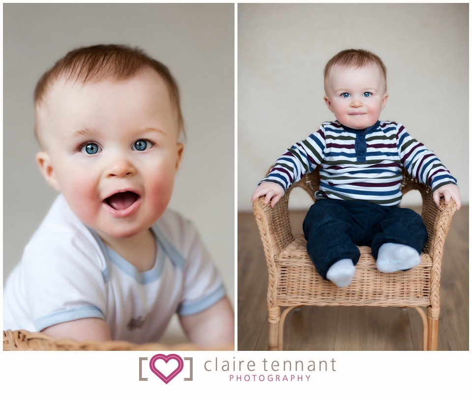 baby portrait photography in West Lothian