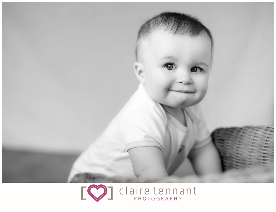 portrait photography session in West Lothian