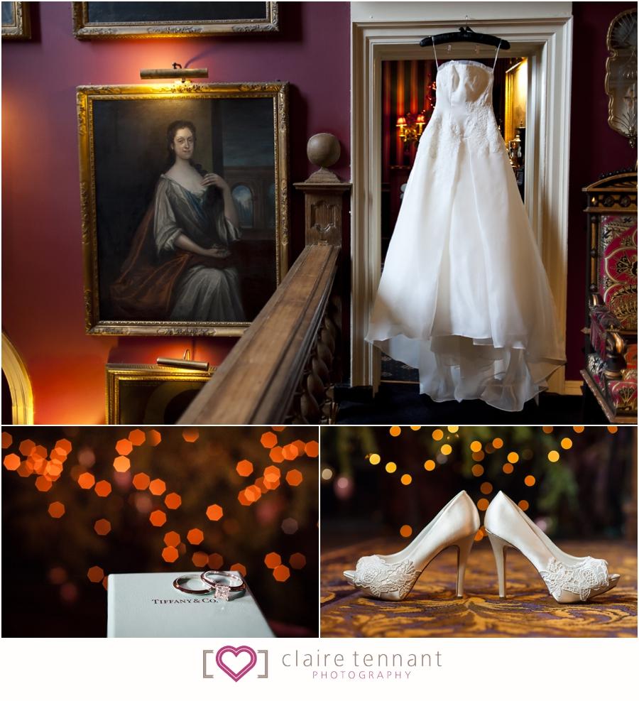 Prestonfield House wedding Details