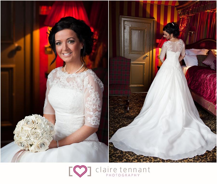 Prestonfield House wedding Photography
