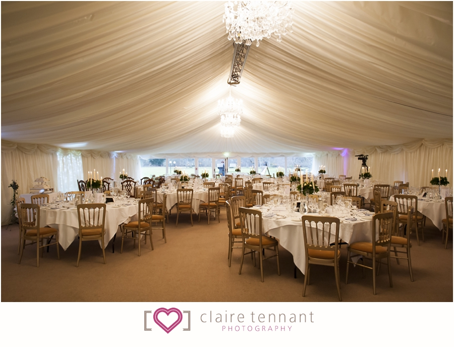 carberry tower marquee
