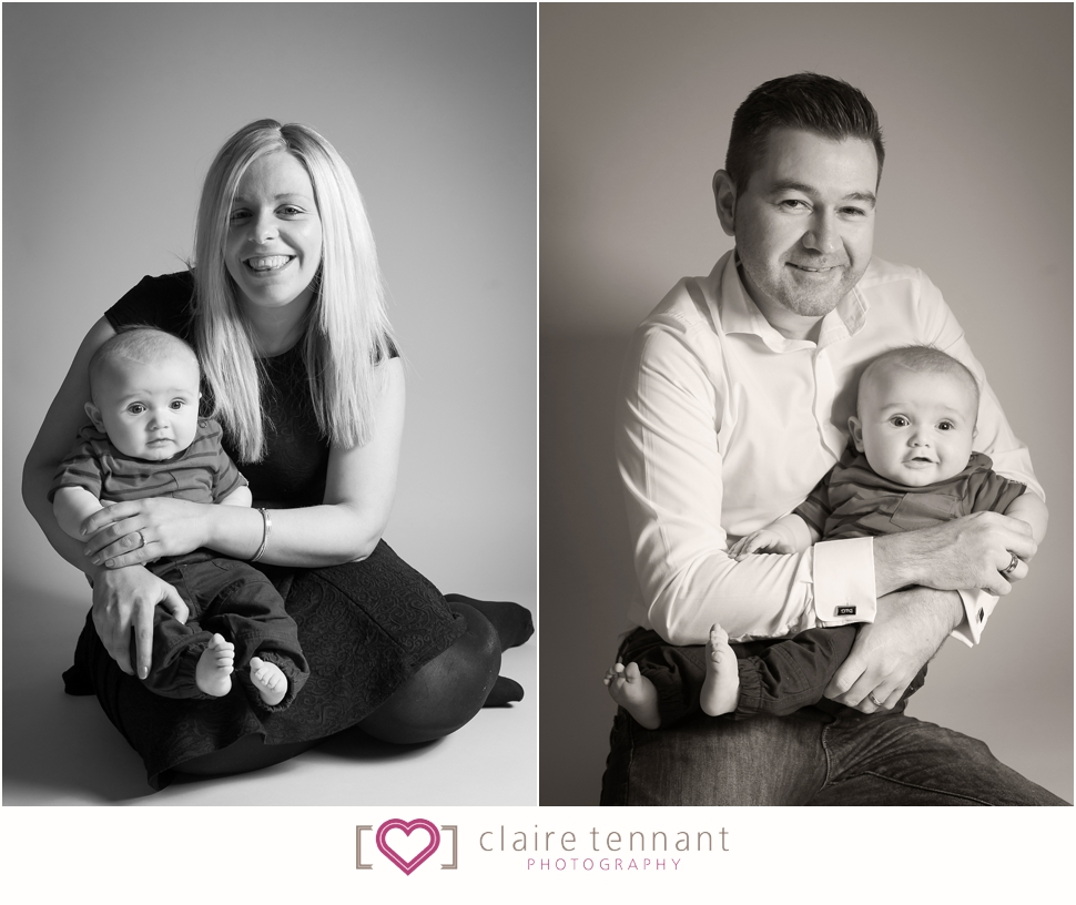 Edinburgh Baby photography