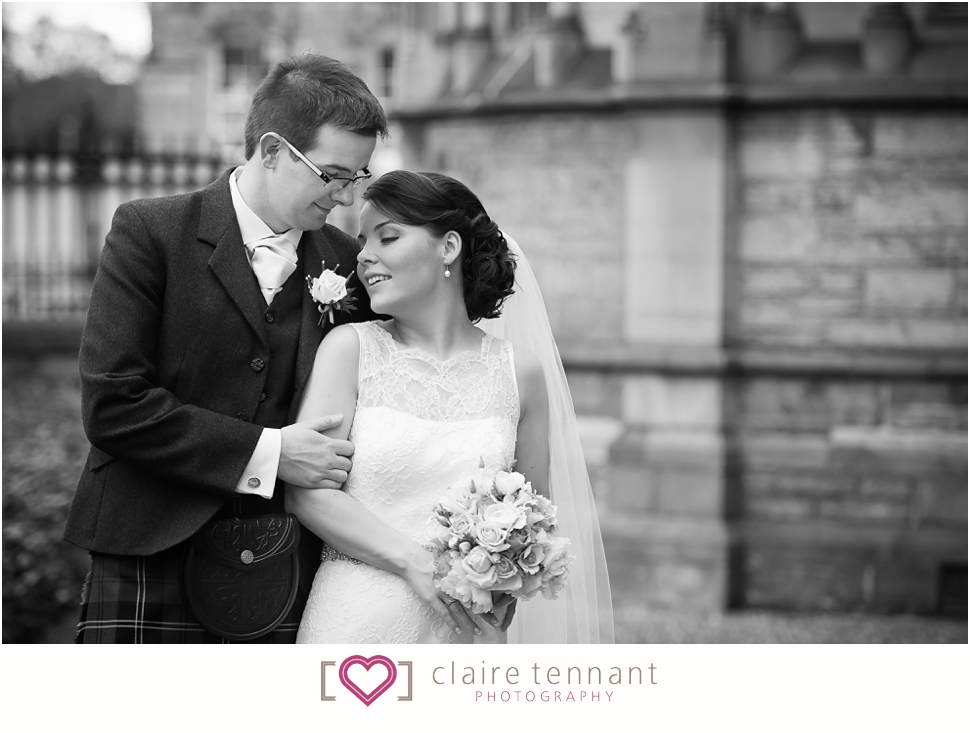 Mansfield Traquair Couple Photos