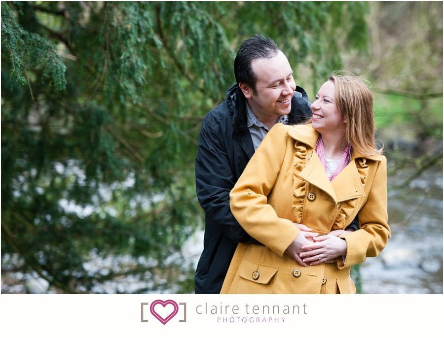 Pre-Wedding Shoot at Almondell Country Park