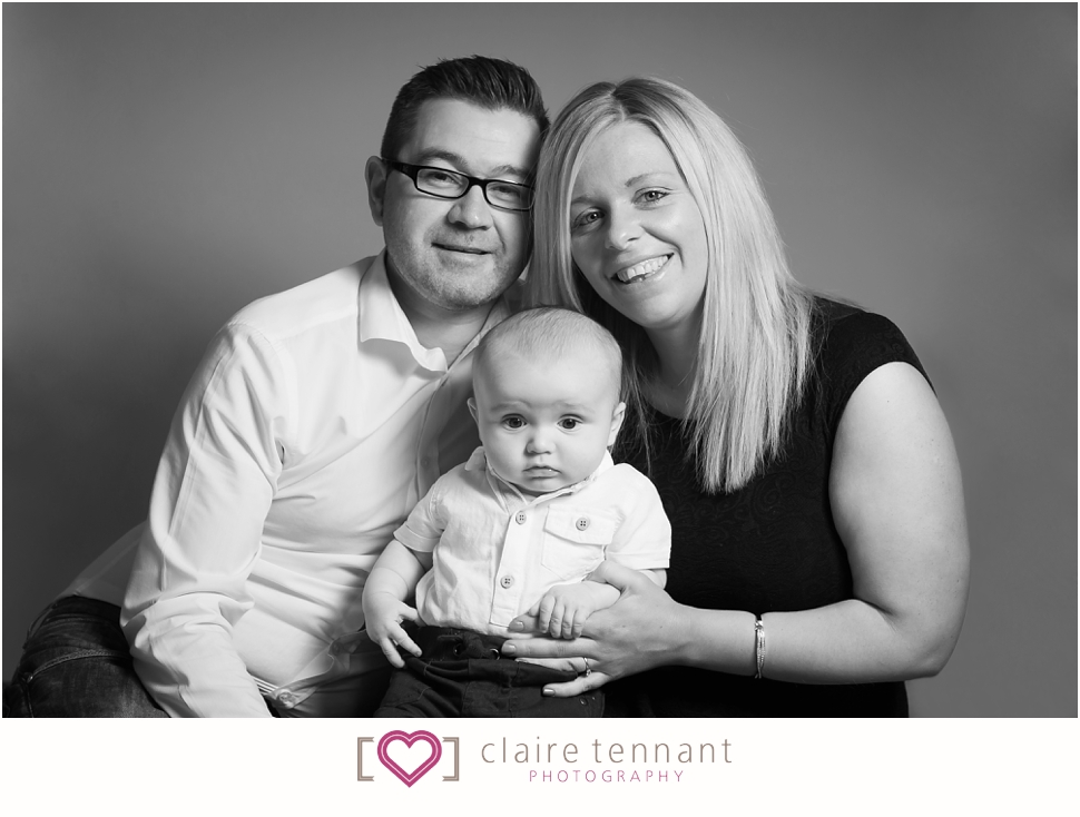 Edinburgh Baby photography