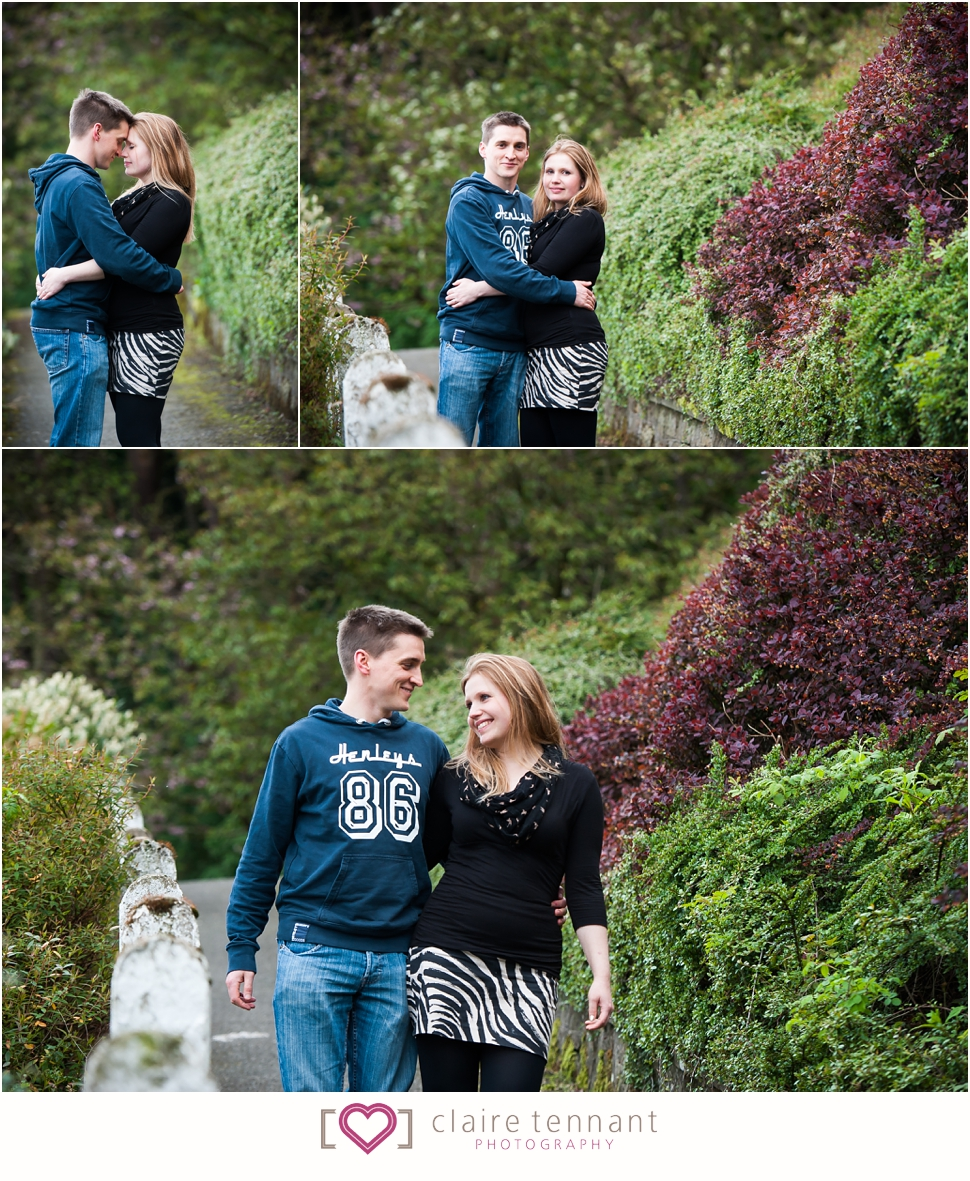 South Queensferry pre wedding photography