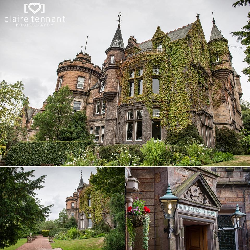 Mansion House Edinburgh Zoo