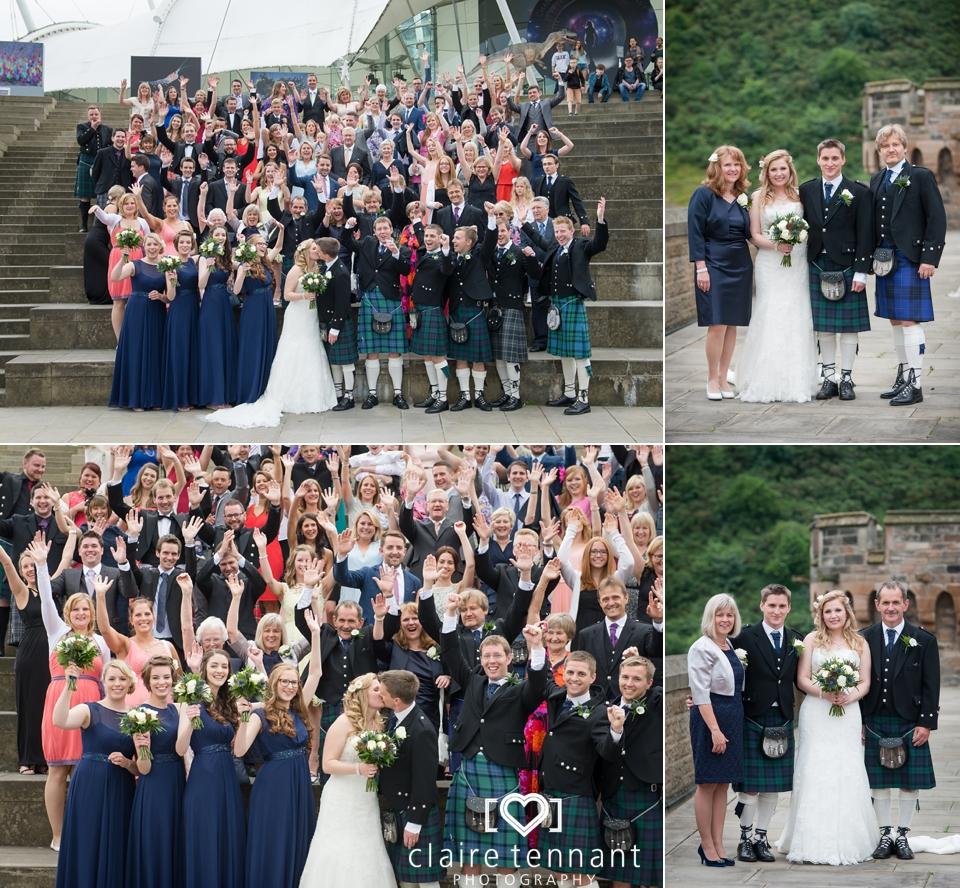 Macdonald Holyrood Hotel Wedding