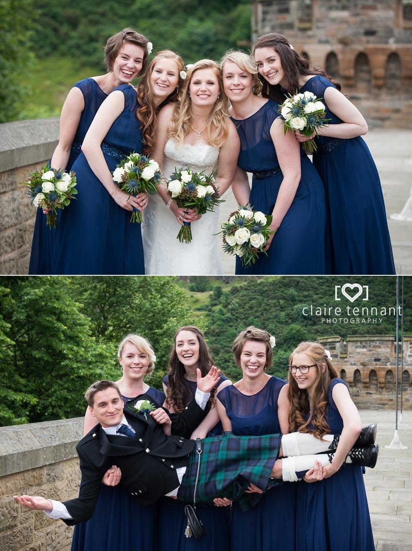 Dynamic Earth Wedding Photography