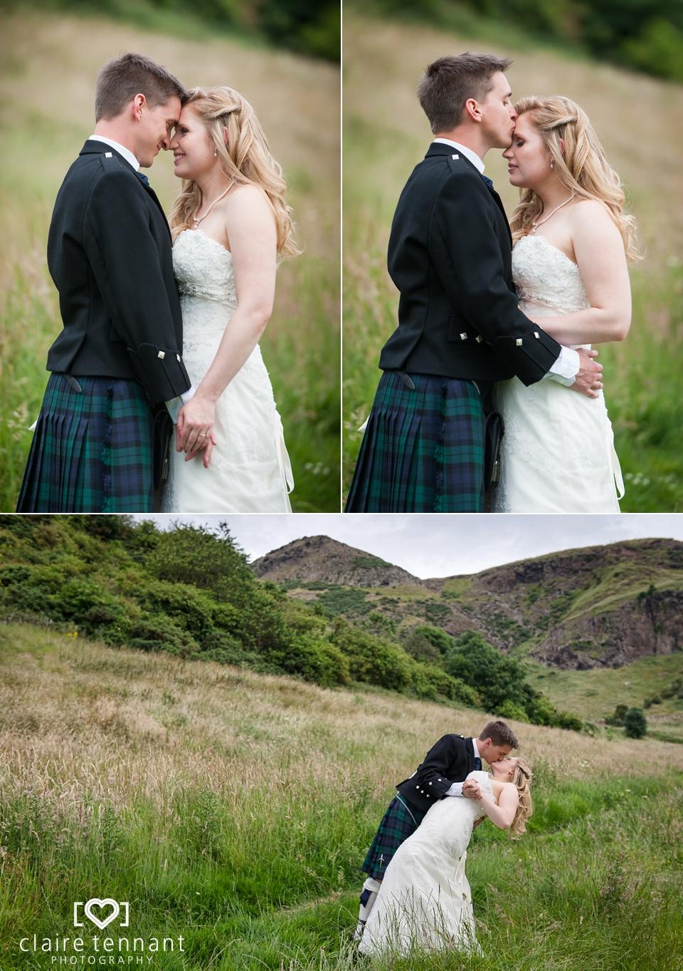 Edinburgh Wedding Photos