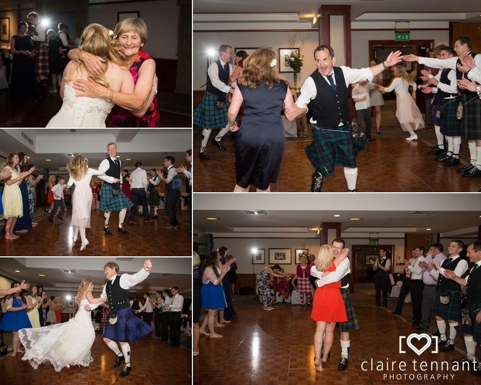 Macdonald Holyrood Hotel Dancing