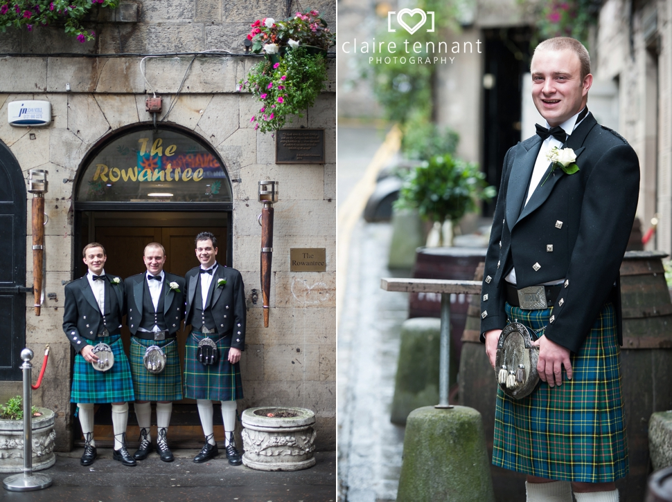 Central Edinburgh Wedding_0002