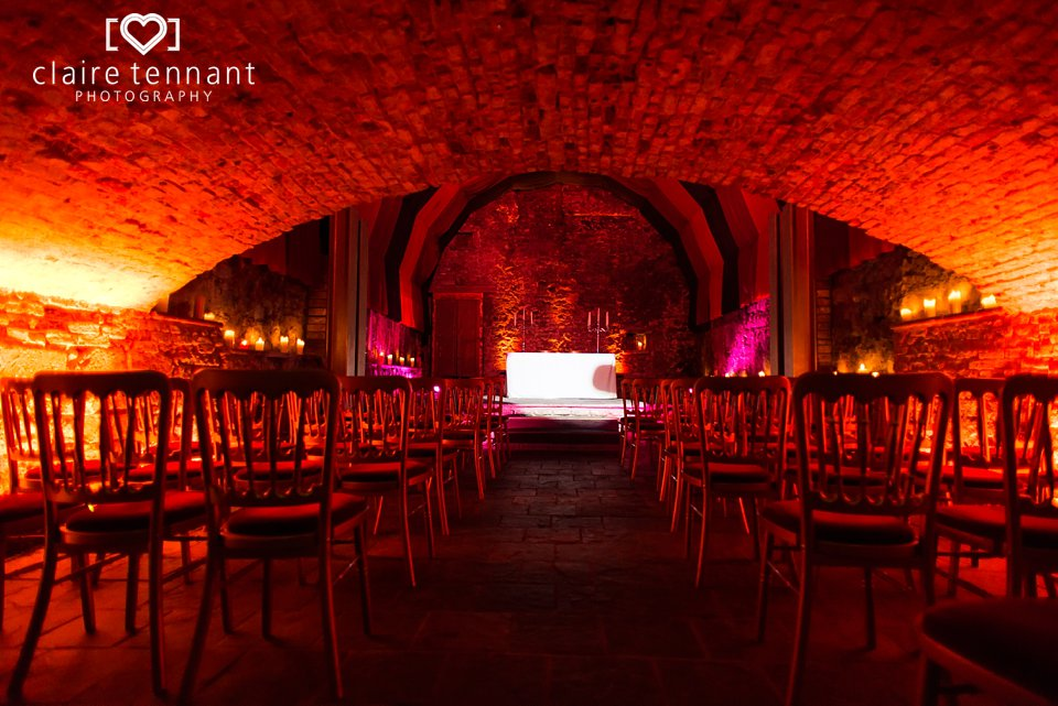 Central Edinburgh Wedding