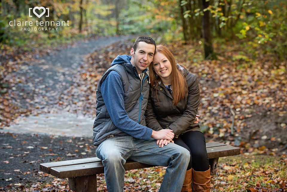 West Lothian Pre-Wedding Shoot