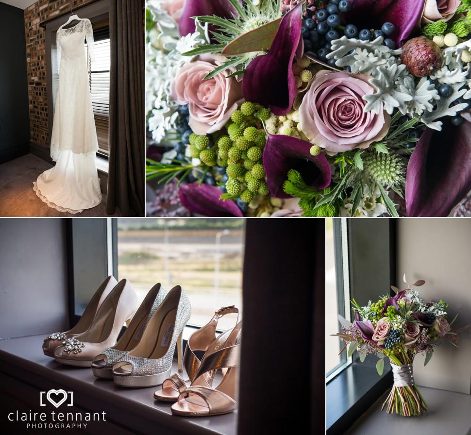 Dakota Hotel South Queensferry Bridal Prep