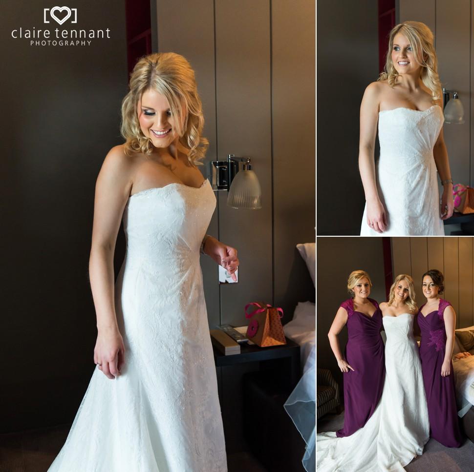 Dakota Hotel South Queensferry Wedding