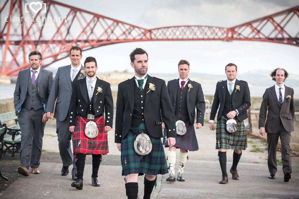 South Queensferry Groom