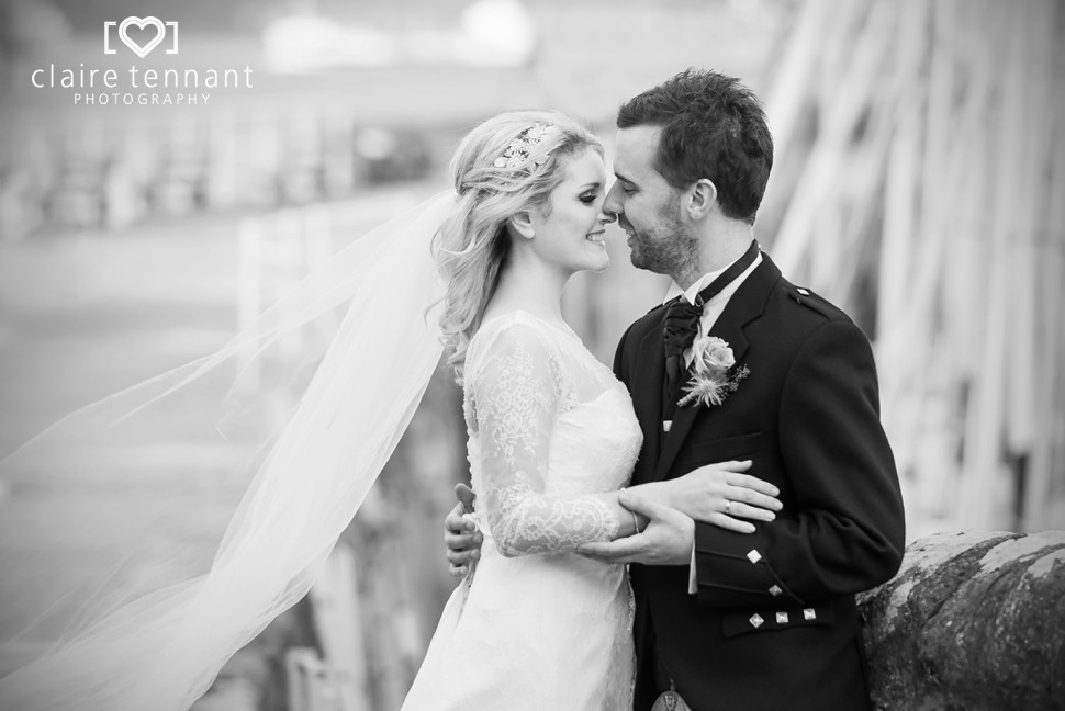 South Queensferry Harbour Wedding Photos