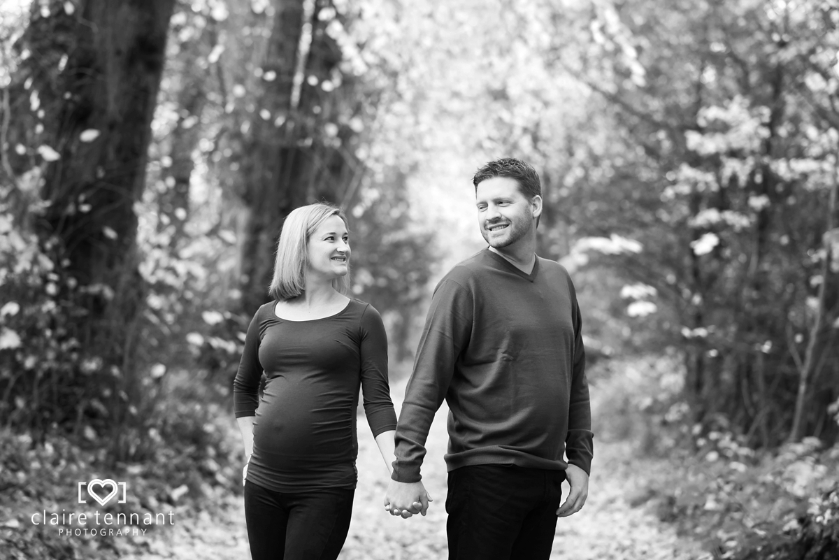 Outdoor Maternity Shoot Edinburgh