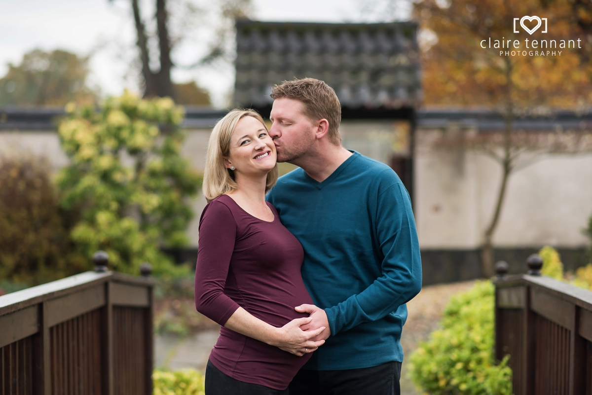 Natural Maternity Shoot Edinburgh