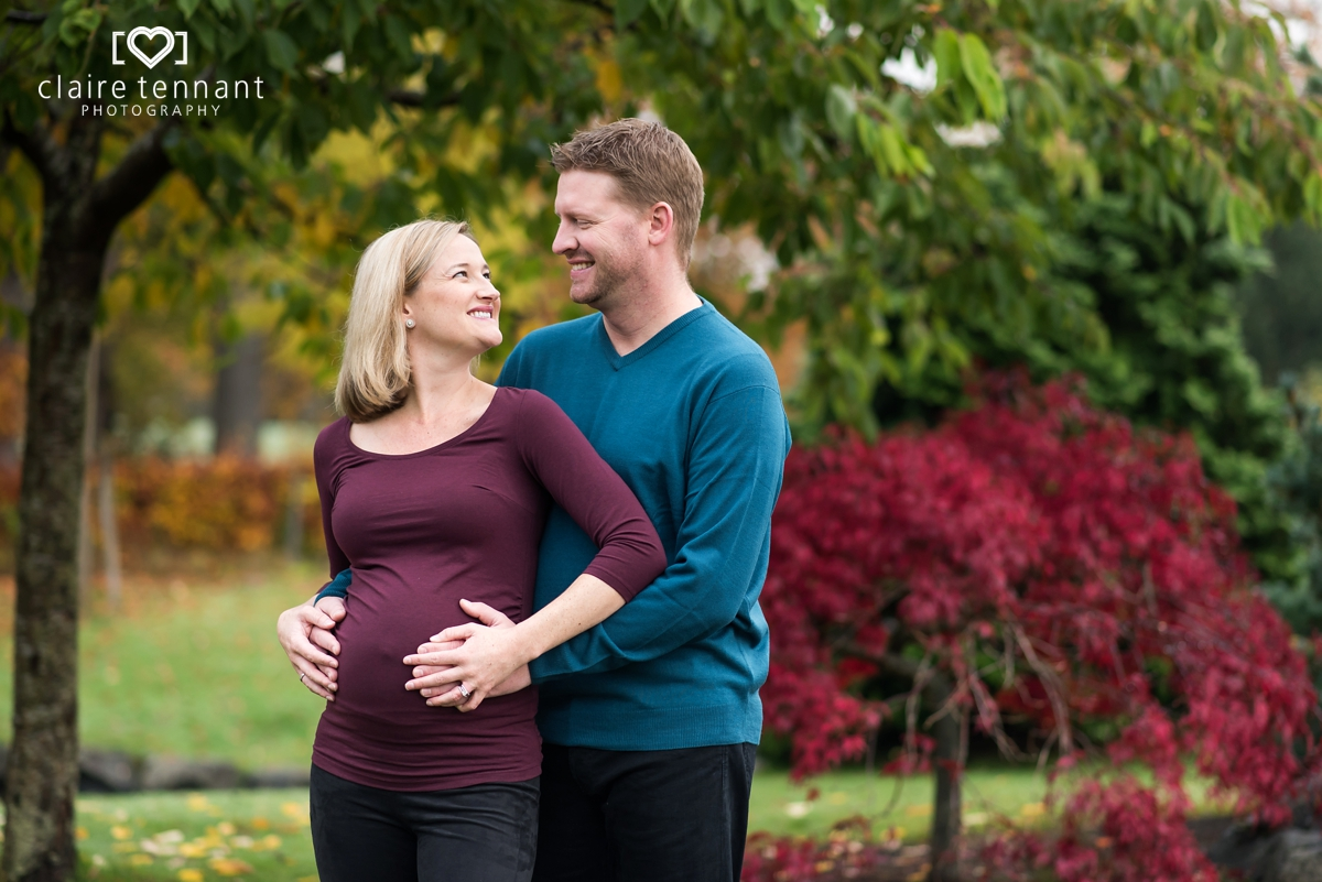 Outdoor Maternity Photography Edinburgh