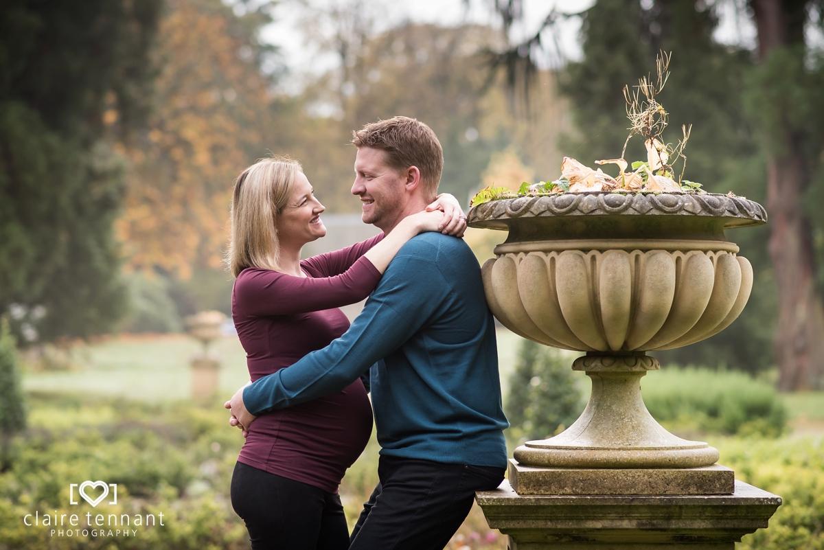 Outdoor Maternity Photography Edinburgh