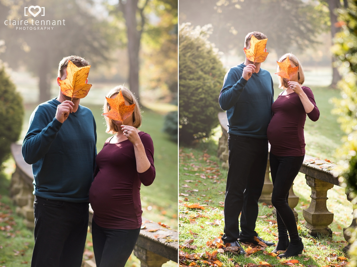 Fun Maternity Photography Edinburgh