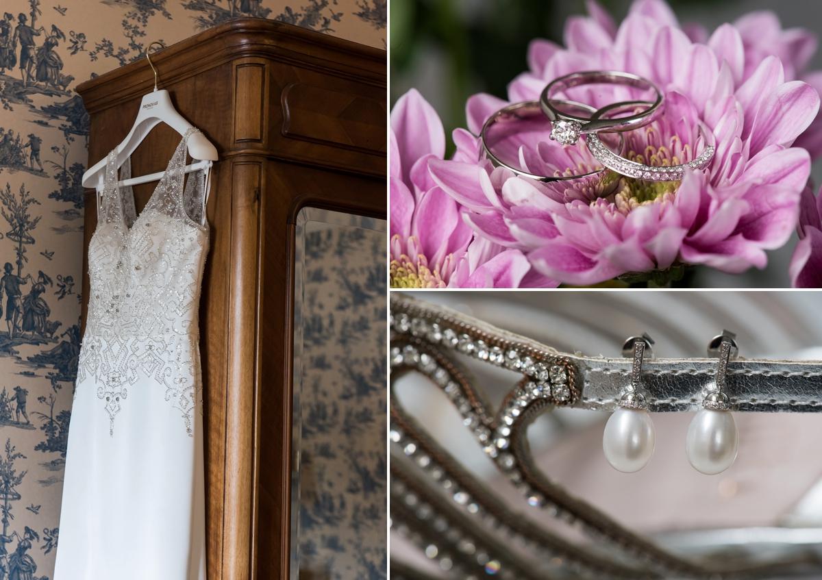 Broxbouth Park Wedding Details