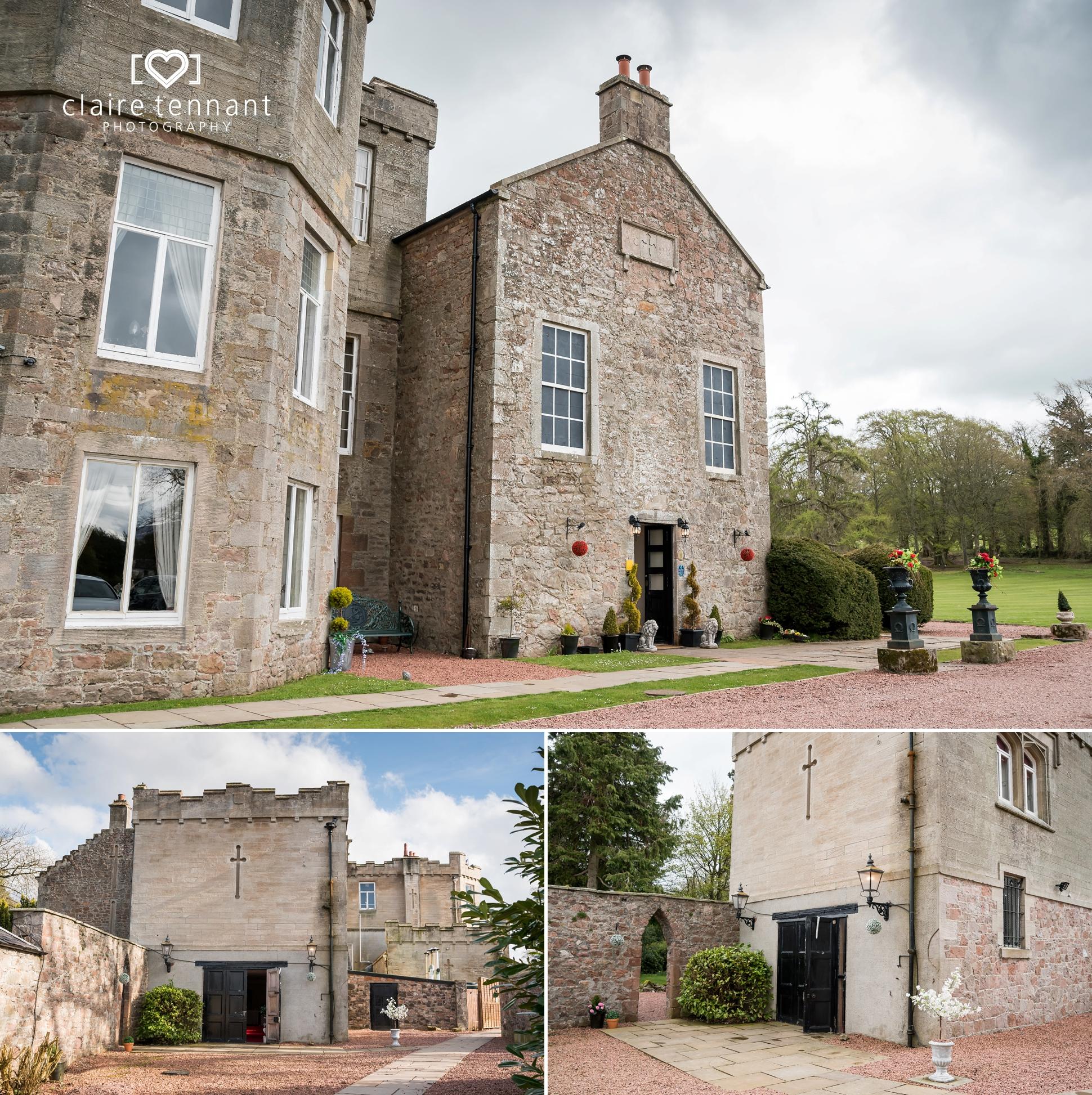 Sheildhill Castle
