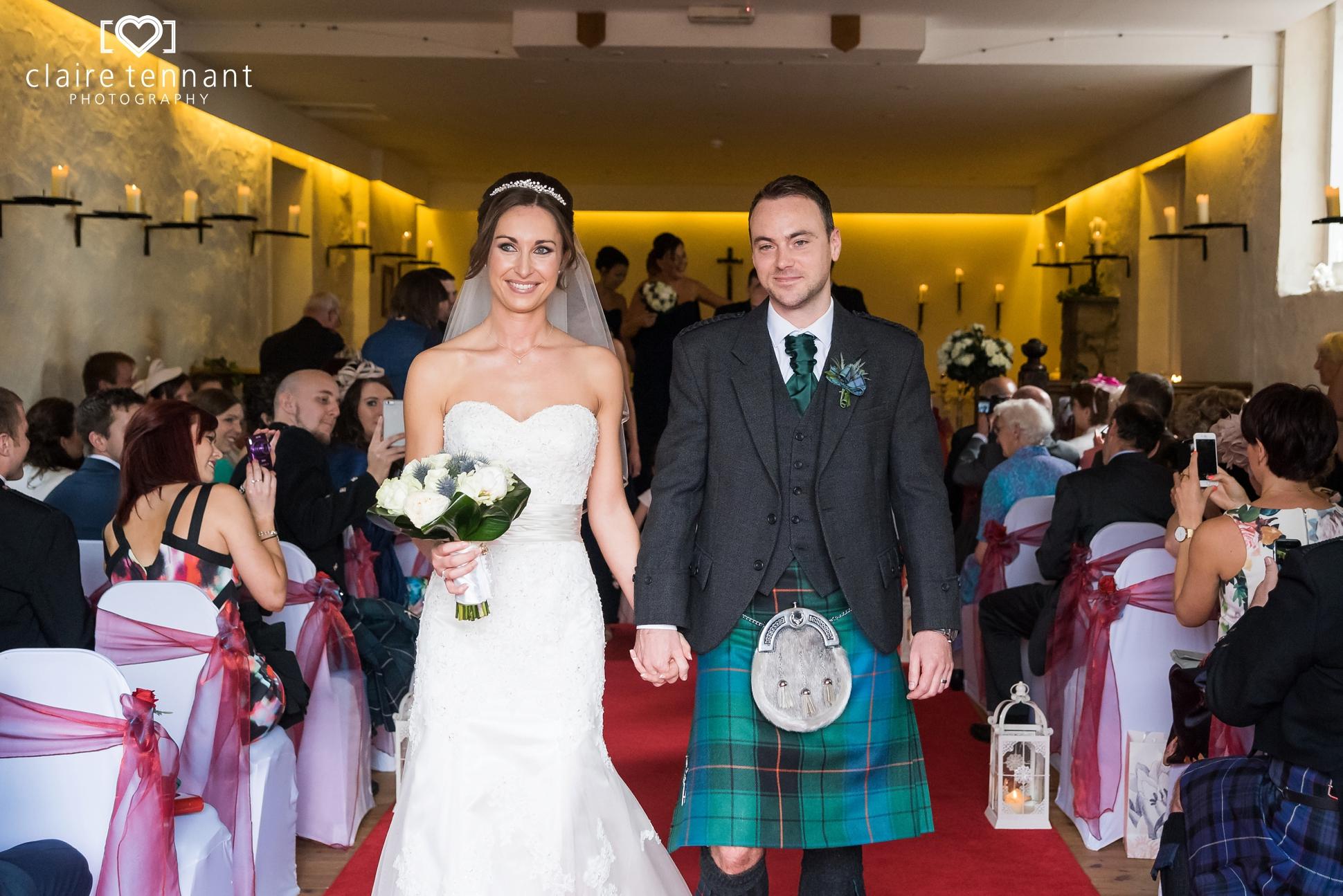Sheildhill Castle Wedding_0014