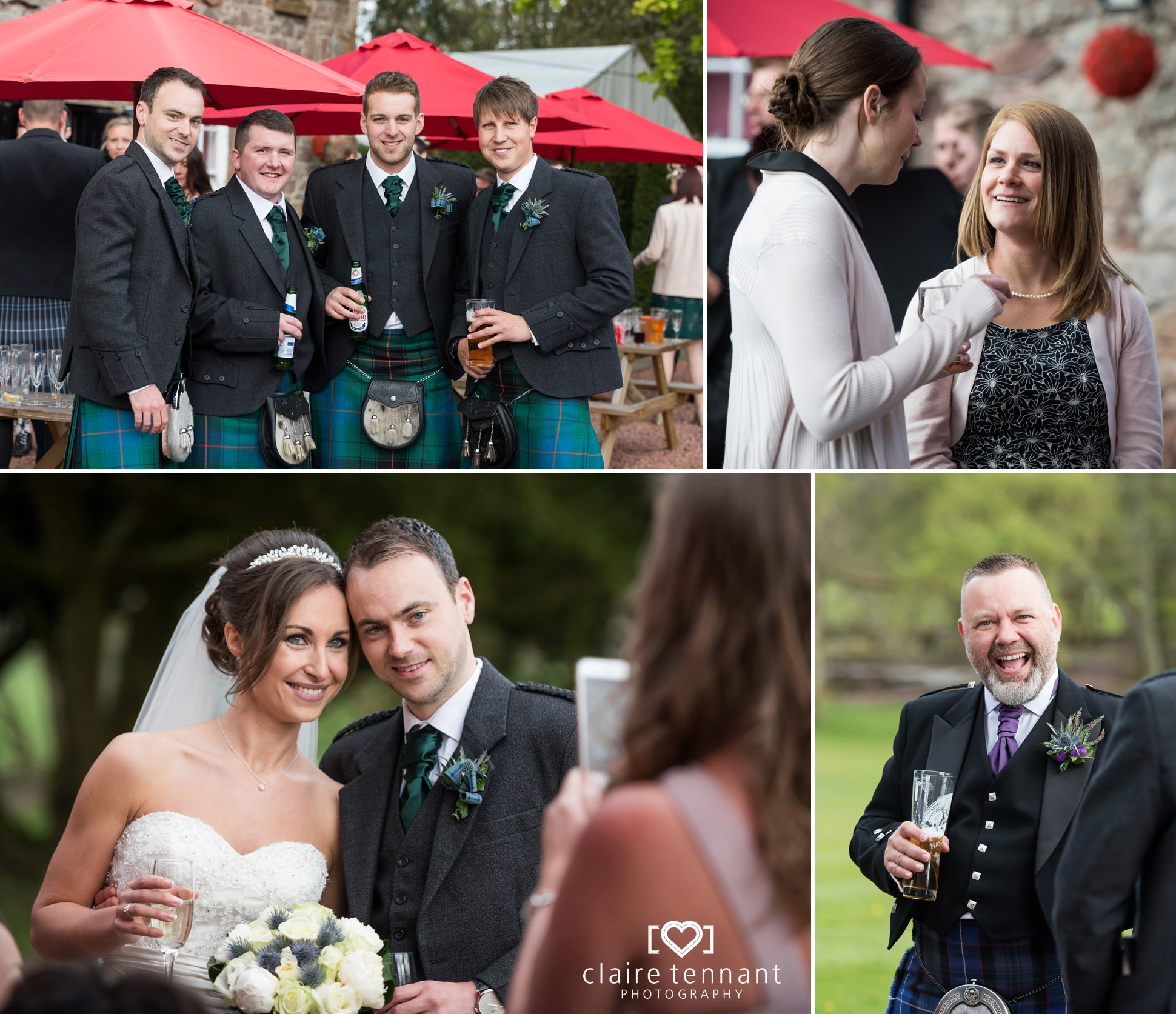 Sheildhill Castle Wedding_0016