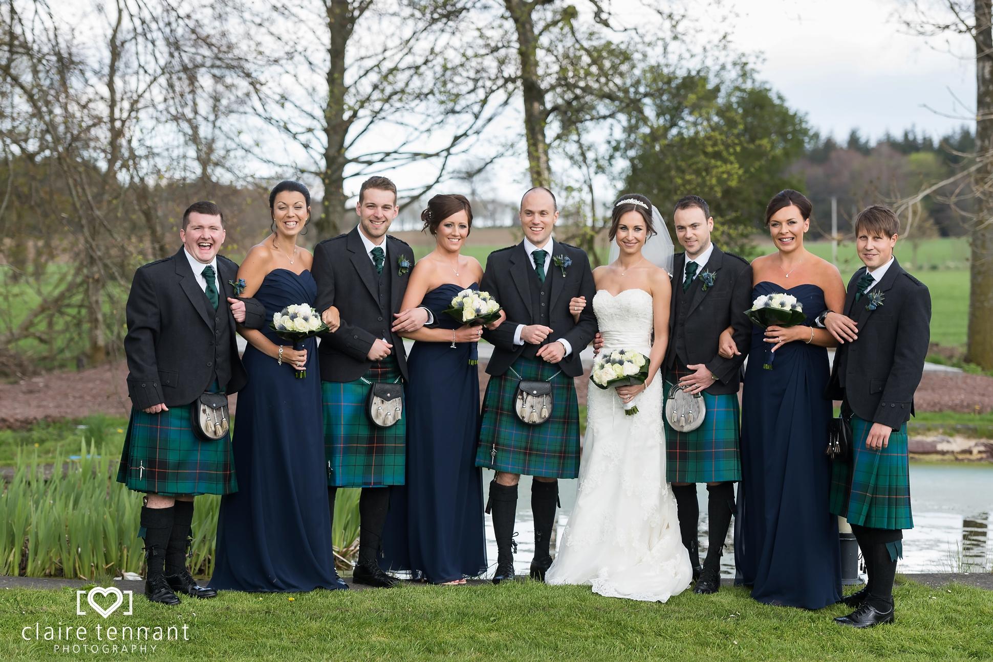 Sheildhill Castle Wedding_0017
