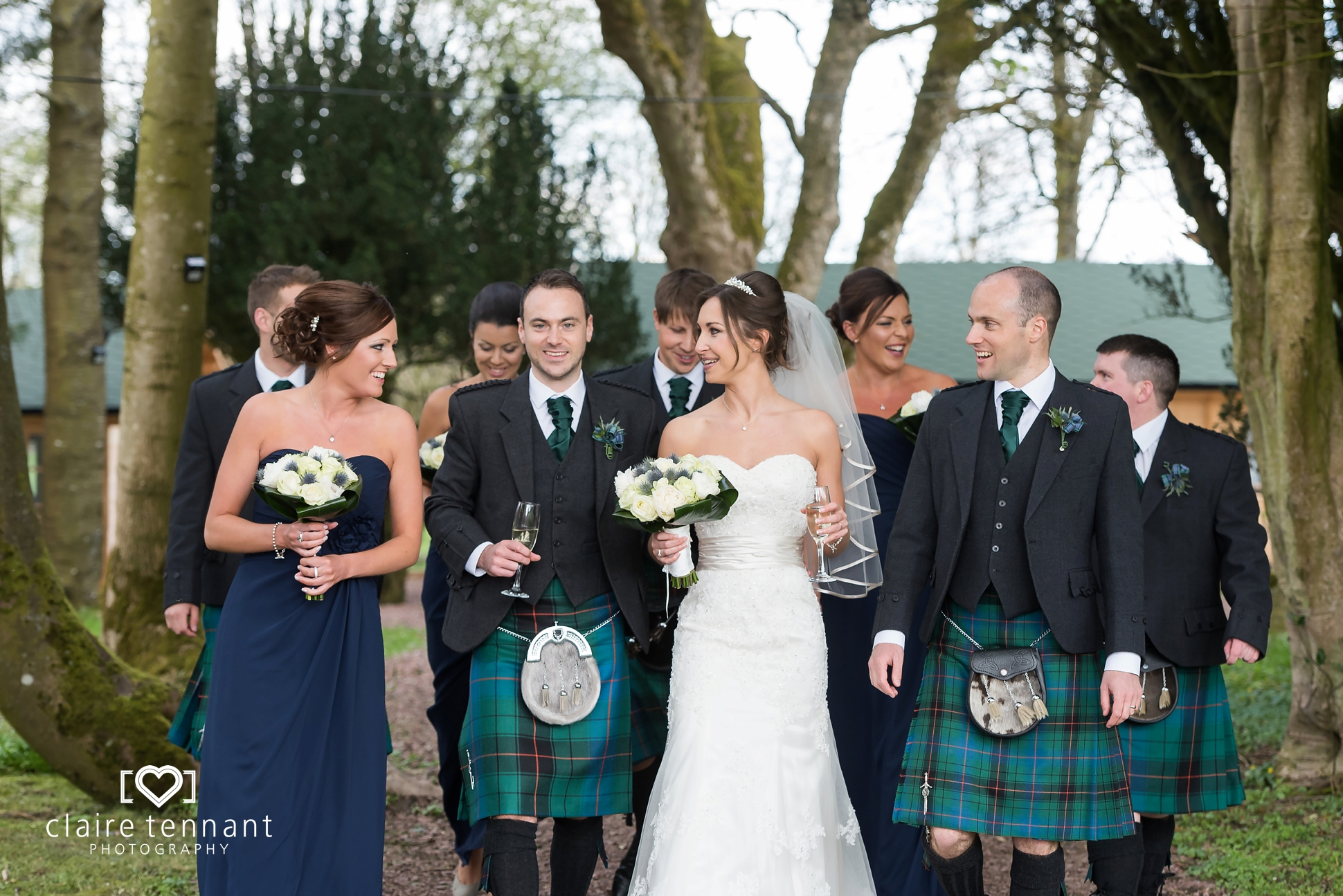 Sheildhill Castle Wedding_0021