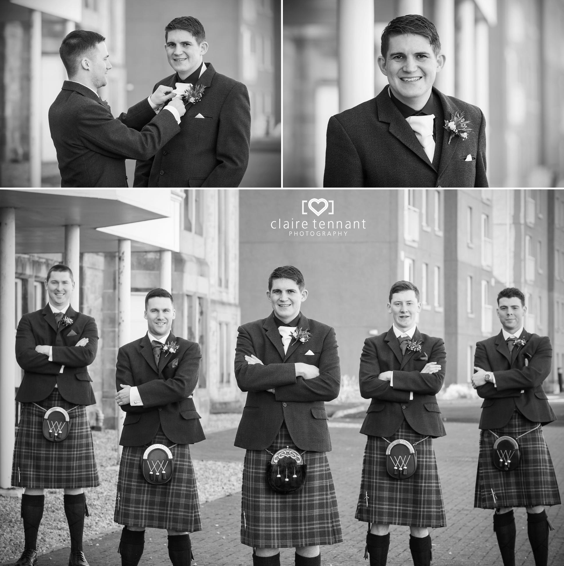 Macdonald Marine Hotel Boys