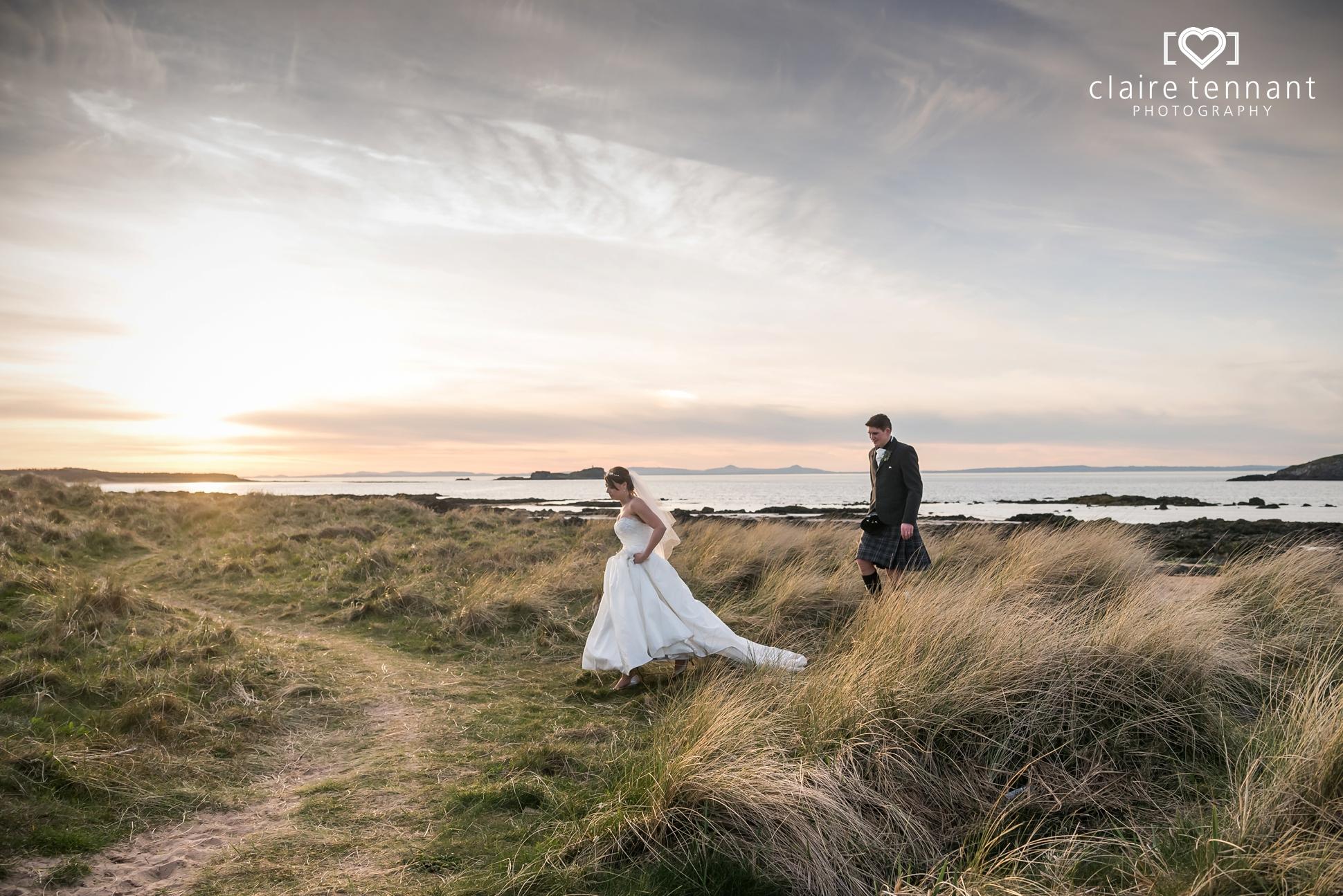 Macdonald Marine Hotel Wedding Photography