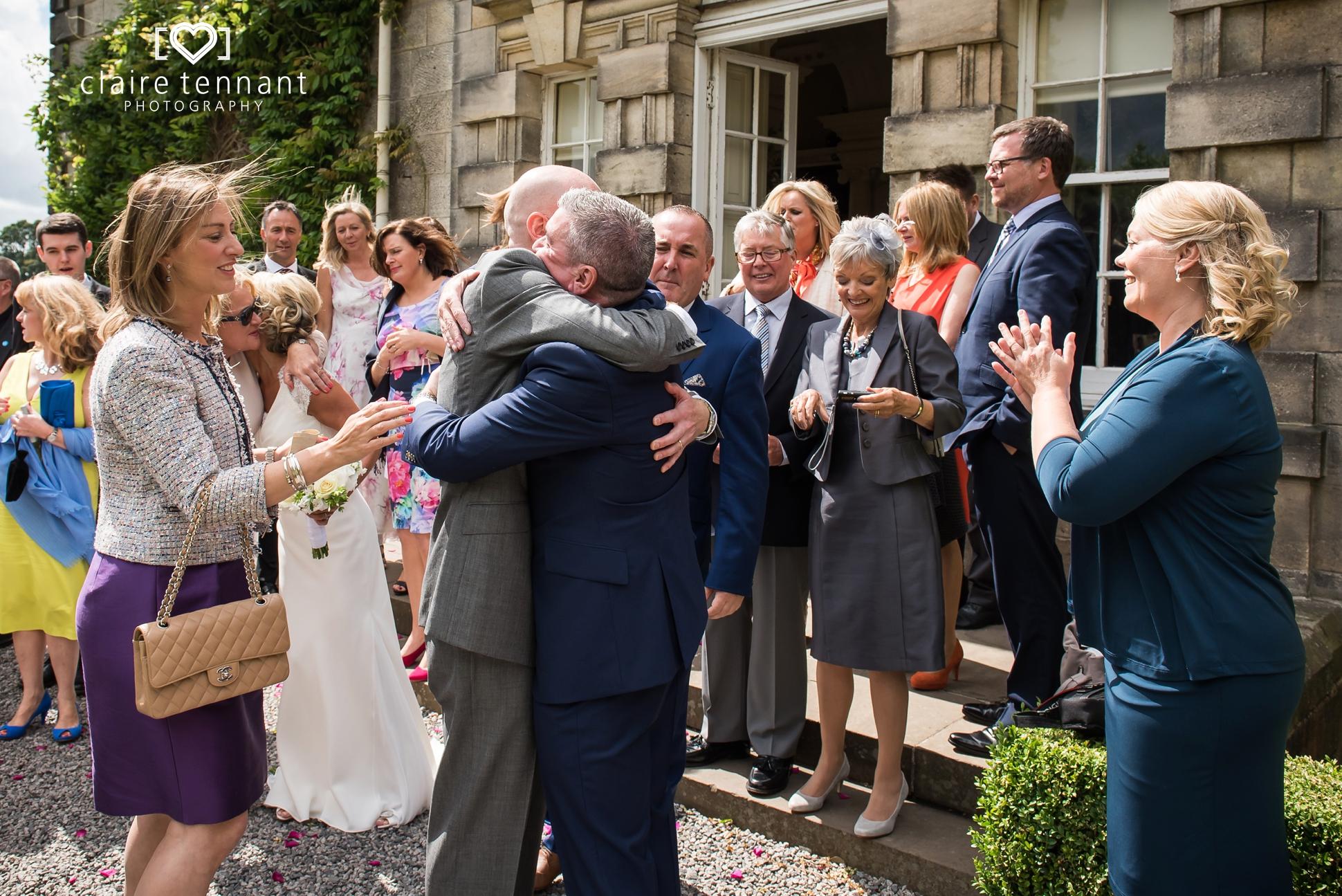 pollok house wedding reception